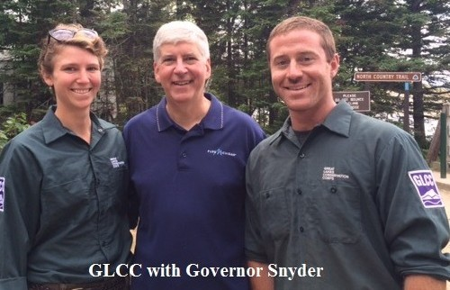 GLCC with Governor Snyder