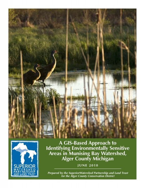 Munising Bay Final Report Cover