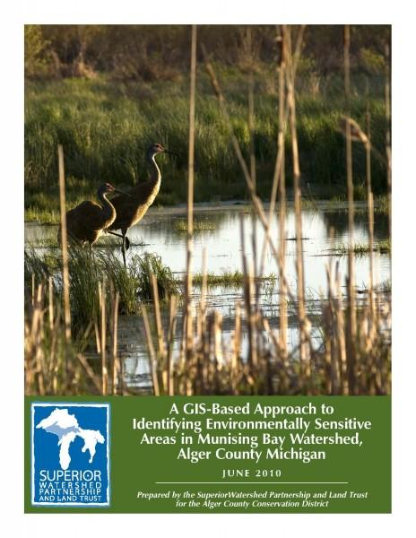 Munising Bay Final Report Cover